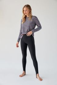 Out From Under Stacie High-Waisted Stirrup Legging