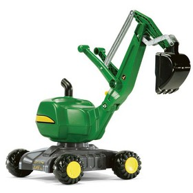 Rolly Toys John Deere 360 Degree Ride On Construct