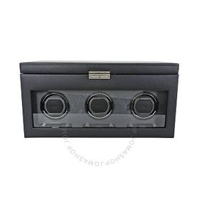 Wolf Viceroy Module 2.7 Triple Watch Winder with S
