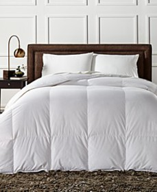 European White Down Heavyweight Comforters, Create