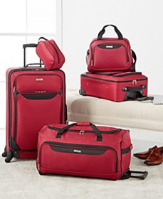 Springfield III 5-Pc. Luggage Set, Created for Mac