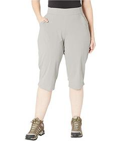 Columbia Plus Size Anytime Casual™ Capris