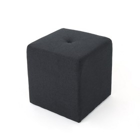 Cayla Square Ottoman - Christopher Knight Home