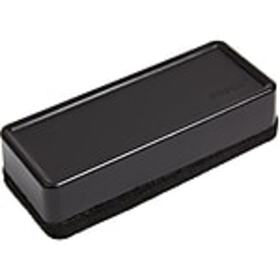 Staples Durable Dry Erase Eraser, Black (13612)