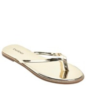 BEBE Bebe Ilistra Womens Thong Sandals