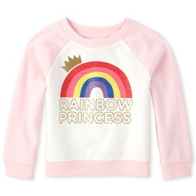 Baby And Toddler Girls Active Princess French Terr