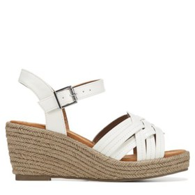 XOXO Kids' Linia Wedge Sandal Pre/Grade School