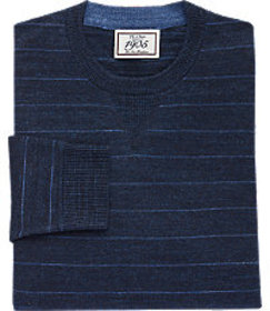 Jos Bank 1905 Collection Cotton Crew Neck Sweater