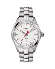 Tissot - NBA PR 100 Stainless Steel Watch, 33mm