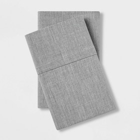 Solid Easy Care Pillowcase Set - Made By Design