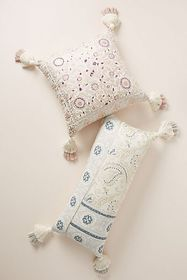 Anthropologie Embellished Frederica Pillow