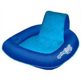 SwimWays Spring Float SunSeat Floating Inflatable