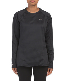 UNDER ARMOUR Crew Neck Base Layer Top