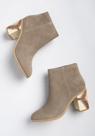 Seychelles Seychelles Grand Finale Suede Ankle Boo