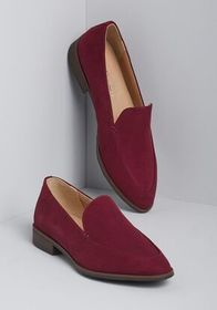Coming Through Loafer Burgundy
