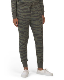 Supersoft Seam Front Joggers