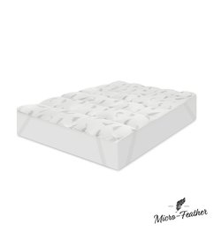 Sensorpedic Quilted Memory Foam and Micro-Feather