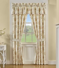 Piper & Wright Jackie Matelasse Window Treatments