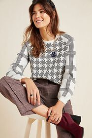 Anthropologie Bailey Pullover