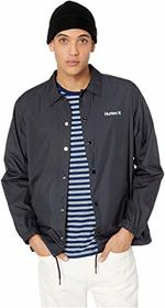 Hurley Siege Coaches Jacket