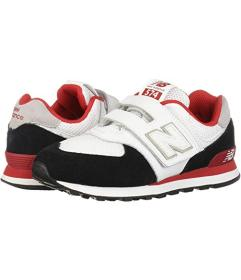New Balance Kids 574 Summer Sport (Little Kid\u002