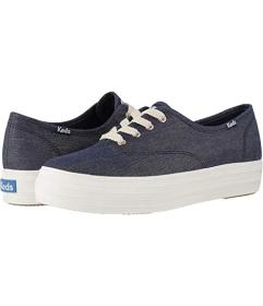 Keds Triple CVO Lurex Denim