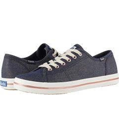Keds Kickstart Lurex Denim