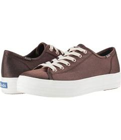 Keds Triple Kick Metallic Shantung