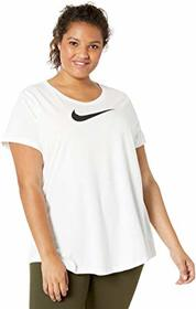 Nike Dry Swoosh Tee (Sizes 1X-3X)