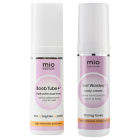 Mio Skincare Get Waisted and Boob Tube+ Travel Siz