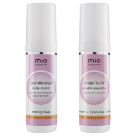 Mio Skincare Get Waisted and Shrink to Fit Travel