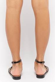 Forever21 Strappy Toe Ring Sandals