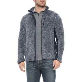 Coleman Grizzly Sherpa Fleece Jacket (For Men) in