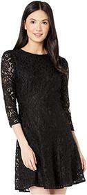 Sam Edelman Lace Fit-and-Flare