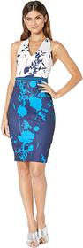 Ted Baker Tilliai Bluebell Bodycon Dress