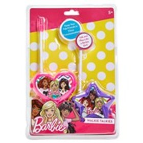 BARBIE Barbie Walkie Talkies 2-Pack