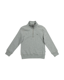 Big Boys French Terry Quarter Zip Pullover