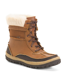 MERRELL Insulated Waterproof Full Grain Leather Co