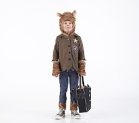 Pottery Barn Werewolf Costume