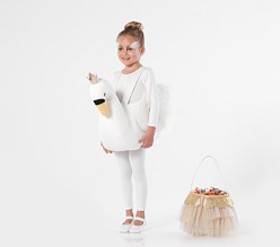 Pottery Barn 3D Swan Costume