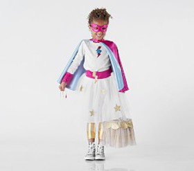 Pottery Barn Pink Amazing Girl Costume