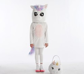 Pottery Barn Unicorn Big Head Costume