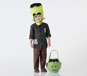 Pottery Barn Toddler Glow-in-the-Dark Frankenstein
