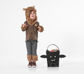 Pottery Barn Toddler Werewolf Costume
