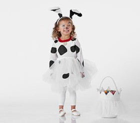 Pottery Barn Toddler Dalmatian Tutu Costume