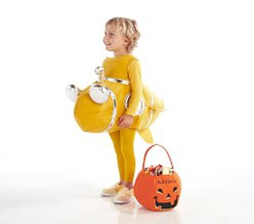 Pottery Barn Toddler 3D Yellow Submarine Costume