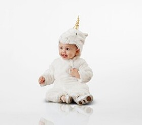Pottery Barn Baby Unicorn Costume
