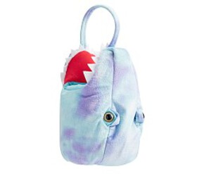 Pottery Barn Blue Dinosaur Treat Bag