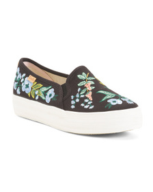 KEDS Slip On Sneakers (Little Kid, Big Kid)
