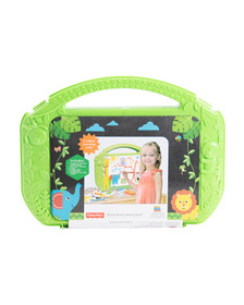 FISHER PRICE On The Go Chalkboard